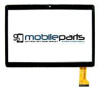 """Оригинальный Cенсор (Тачскрин) для планшета 9""""Samsung Galaxy Tab KT961 (222*157 мм,50 pin) (Черный-Самоклейка)"""