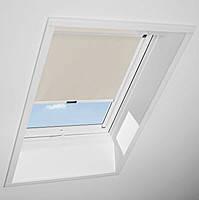 Сонцезахисна шторка до дахового вікна Roto Dezigno