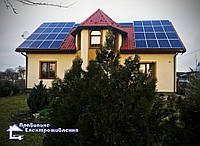 Сонячна електростанція 20 кВт с. Скобичівка