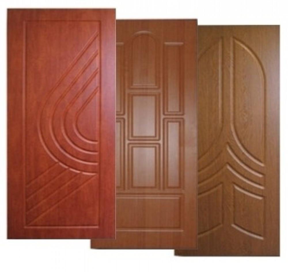 МДФ накладки 8мм. на металлические двери