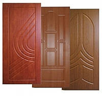 МДФ накладки 16мм.ламинированная на металлические двери