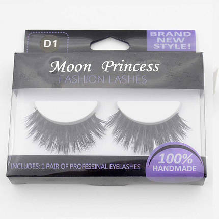 Норковые накладные ресницы Moon Princess D1, фото 2