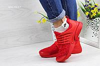 Кроссовки женские Nike Air Presto TP QS Код SD-4115 Темно зеленые