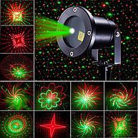 Christmas Garden Laser Light - Лазерный проектор для Рождества и праздников