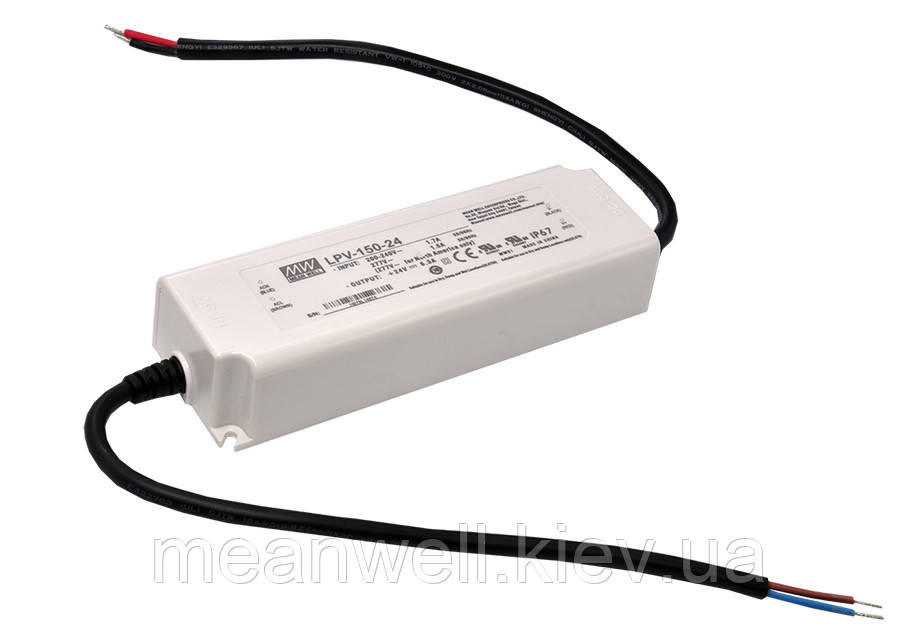LPV-150-36 Блок питания Mean Well  Драйвер для светодиодов (LED) 151.2 Вт, 36 В, 4.2 А