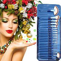 Набор кистей для макияжа 24 штуки, фото 1