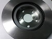Диск тормозной передний на Toyota Camry, Rav4, Auris, фото 1