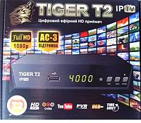 DVB-T2 Тюнер (ресивер) Т2 Tiger ipTV