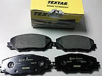 Колодки тормозные передние на Toyota RAV 4, Auris, Corolla