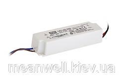 LPC-20-350 Блок питания Mean Well  Драйвер для светодиодов (LED) 16.8 Вт, 9~48 В, 350 мА