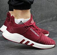 Кроссовки мужские демисезонные Adidas 4095 красные. Супер-новинка!!! Супер - цена!!!