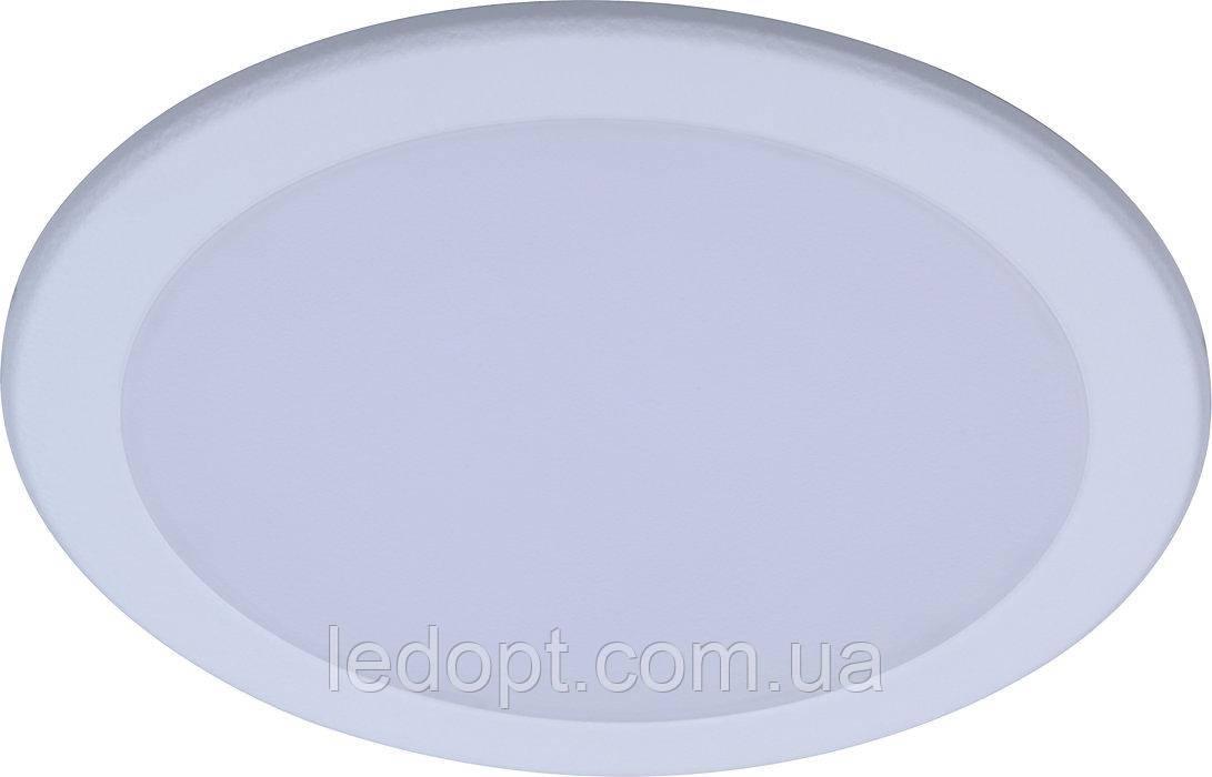 Светодиодный светильник Philips 15W круг DN027B LED12/NW 4000K, фото 1
