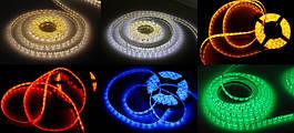 Led-стрічки світлодіодні 12-24V