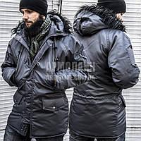 """Куртка зимняя """"АЛЯСКА"""" (ГРАФИТ)"""