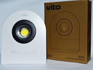 Прожектор світлодіодний GOA 50W Vito