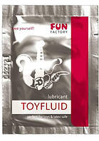 Лубрикант Toy Fluide Fun Factory, 3 мл
