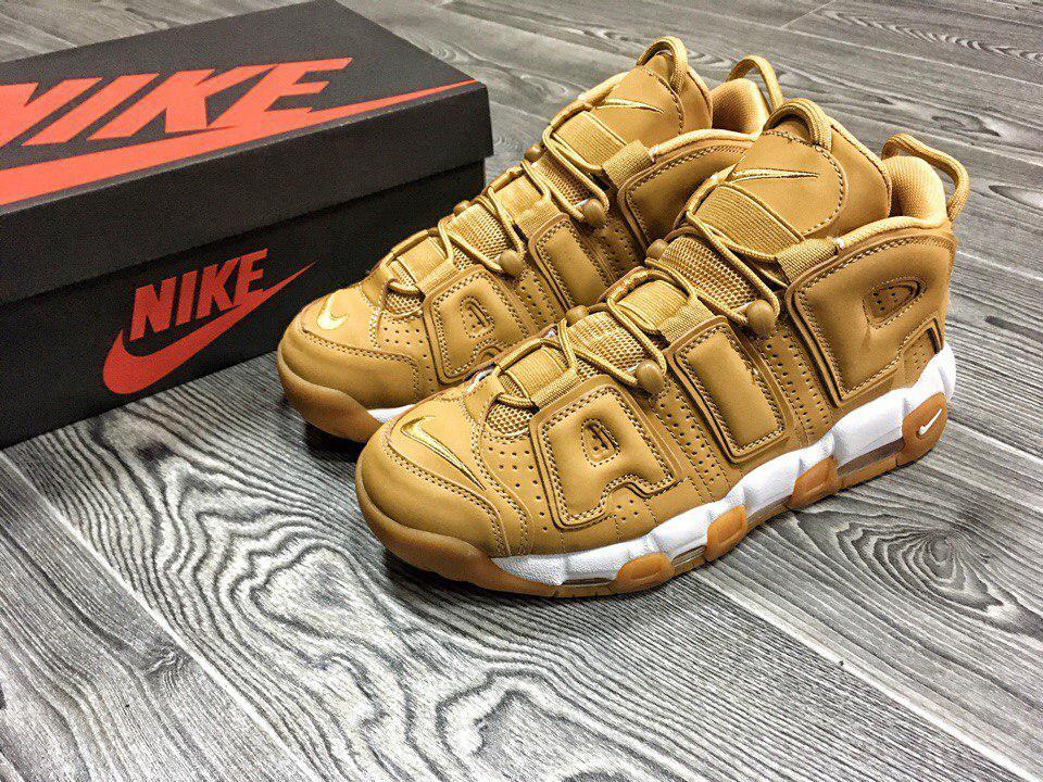Мужские кроссовки Nike Air More Uptempo, Копия