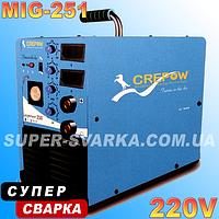 Сварочный полуавтомат CrepoW MIG-251