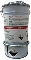 Епоксидна декоративна 2-компонентна прозора смола Weripox® 161, пак. 10 кг / Эпоксидный наливной пол