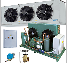Холодильное оборудование, проектирование, монтаж и сервисное обслуживание