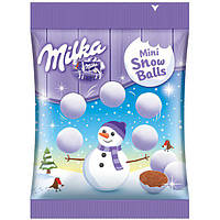Milka Mini Snow Balls (скидка)