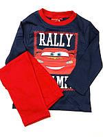 Пижама для мальчика с Маквином Sun City р.98,104,116,128