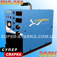 Сварочный полуавтомат CrepoW MIG-250 AUTOPOWER
