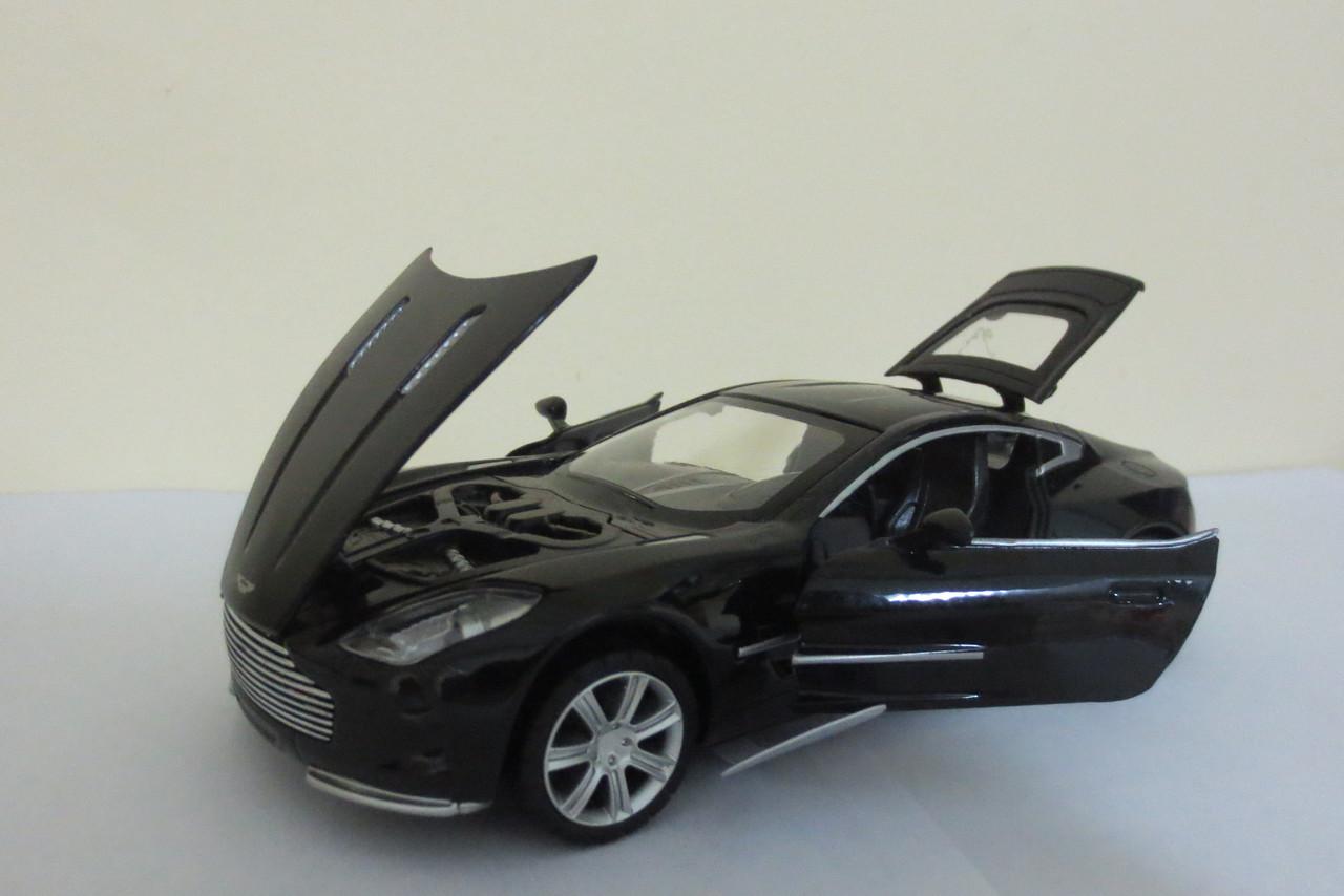 Коллекционная машинка Aston Martin металлическая модель в масштабе 1:32