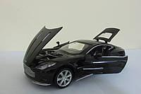 Коллекционная машинка Aston Martin металлическая модель в масштабе 1:32, фото 1