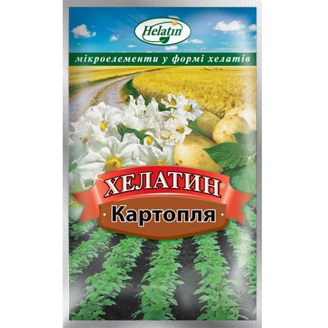 Удобрение Хелатин Картофель, 50 мл