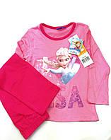 Пижама для девочки Sun City Франция р.104,110,116