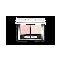Двойные компактные тени Pupa Vamp! Compact Duo Eyeshadow 01 - Rose perlage (розовый)