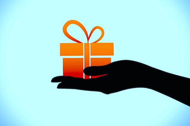 Что дарить, когда нет времени на выбор подарка?