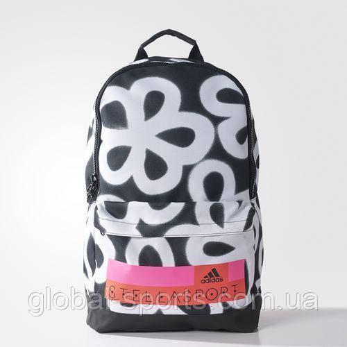 e1009a0f9cd3 Женский рюкзак Adidas STELLASPORT Flower Backpack(Артикул:AZ6391) - магазин  Global Sport в