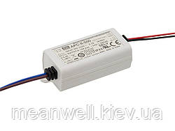 APC-8-250 Блок питания Mean Well  Драйвер для светодиодов (LED) 8 Вт, 16~32 В, 250 мА