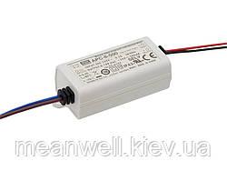 APC-8-500 Блок питания Mean Well  Драйвер для светодиодов (LED) 8 Вт, 8~16 В, 500 мА