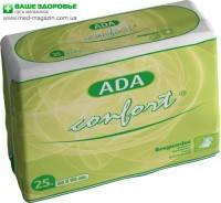 Пеленки детские ADA Comfort 60х40 (30 шт)