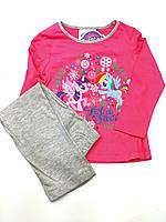 Пижама для девочки Disney р.98,104,116,128