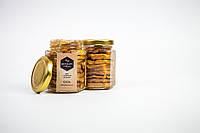 Мед з в'яленими яблуками