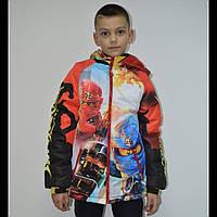 Оптом детская куртка для мальчиков