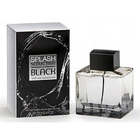 Мужская туалетная вода Antonio Banderas Splash Black Seduction EDT 100 ml
