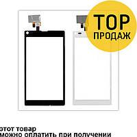 Сенсорный экран для мобильного телефона Sony C2105/S36h/Xperia L, черный, AAA