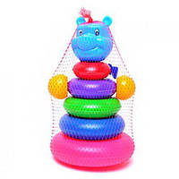 "Пирамидка  30445  ""Мишка"" M.Toys"