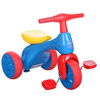 Велосипед трехколесный детский 601S-4 сине-красный  ***
