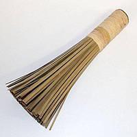 Щетка бамбуковая для сковороды вок 30см