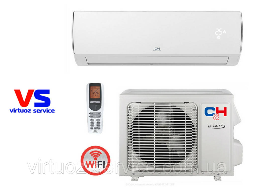 Кондиционер Cooper&Hunter CH-S18FTXQ (WIFI) VERITAS INVERTER