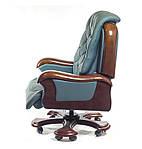 Кресло АКЛАС Цезарь CH RL Бирюзовое, фото 3