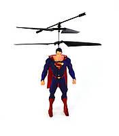 Интерактивная детская летающая игрушка Супер Мен