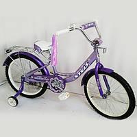 """Велосипед детский двухколесный 20"""" Stels Echo"""