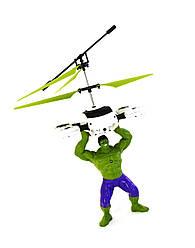 Интерактивная детская игрушка летающий Халк